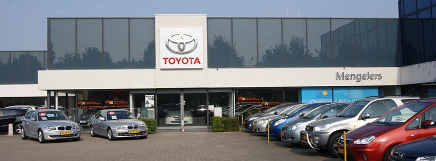 Toyota Mengelers